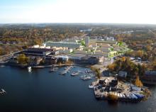 Nu kan Fabriksstaden i Gustavsberg börja byggas