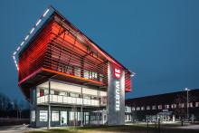 Würths huvudkontor och lager är den bästa industri- och logistikbyggnaden i Europa