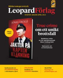 Leopard förlag vårens boknyheter 2014