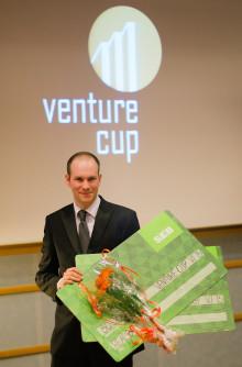 En produkt som hjälper företag att hålla koll på sina inventarier är vinnande i Norrland