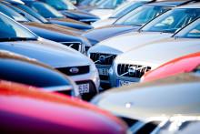 Hjulafton för bilköpare - 666 bilar auktioneras ut på 13 timmar