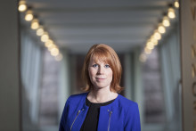 """Annie Lööf: """"Behövs ett nytt borgerligt projekt"""""""