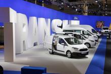 Uudistunut Transit-mallisto vei Fordin Suomen markkinaykköseksi elo- ja syyskuussa – ykkössija myös Euroopassa