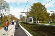Välkommet besked: Trafikverket kan medverka till finansiering av nya spårvägar