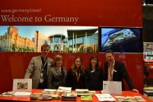 Träffa Tyska Turistbyrån på TUR-mässan i Göteborg