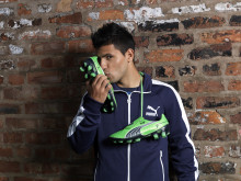 SERGIO 'KUN' AGUERO SIGNS FOR PUMA®