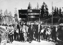 Folkrörelser i tiden på första maj