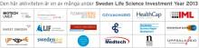 2013  - ett viktigt investerarår för life science och SwedenBIO