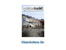 Mäklarinsikt Västerbottens län 2015:2