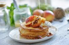 """Frukost till middag är den nya trenden – """"Brinner"""" = breakfast for dinner"""
