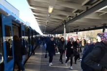 """""""Du kan resa 30 000 gånger med tunnelbanan jämfört med att ta bilen en enda gång"""""""