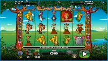 €50,000 won on Super Safari Mobile