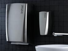 Förstklassig stil på toaletten med Initial Hygien