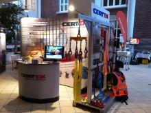 Besök CERTEX på Underhåll i Göteborg 2012