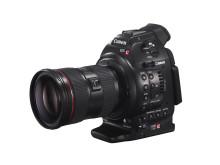 Canon lanserer EOS C100 - profesjonell kvalitet og fleksibilitet for filmfotografer som jobber alene
