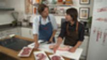 Köttskola i Mitt Kök på TV4