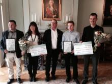 Inkubatorsbolag vinnare av SKAPAs länspris fjärde året i rad!