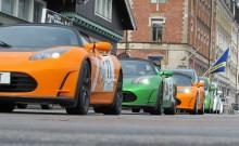Flera nyheter i rekordstort elbilsrally