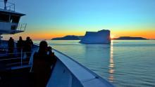 Grønland med Hurtigruten; Elvecruisesafari i Botswana; Golf i Florida; Blåtur med Carpe-Diem