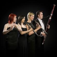 Illuminati Wind Quartet – skotsk blåskvartett med vind i seglen