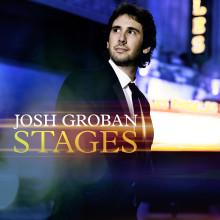 Josh Groban tolkar vår tids största musikallåtar på nya albumet Stages