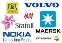 Nordens 40 största företag 2012