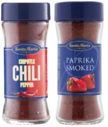 Chilinyheter för alla smaker