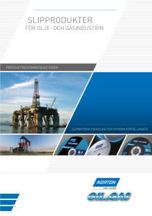 Nye skære- og slibeprodukter til olie- og gasindustrien - Brochure