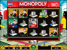 Monopoly Dream Life slottia
