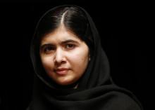 Svenska elever lär sig av Malalas mod