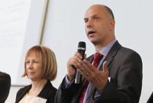 Uppsala län träffar infrastrukturministern: Viktigt att Mälarbanan snabbt byggs ut