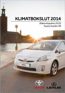 Toyotas färd för det hållbara bilägandet