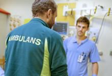 Bra bemötande och högt förtroende för medarbetarna på akutmottagningarna