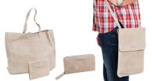 Väskor och plånböcker från Timberland Earthkeepers