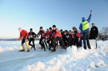 Vikingarännet 19 februari - Start i Uppsala och målgång i Alvik