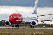Norwegian med god trafikkvekst og høy fyllingsgrad i mai