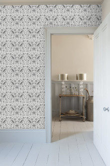 Elegant wall mural motifs from Emma Fällman