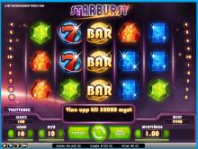 Spelade Starburst och vann 338 191 kr hos Vera&John