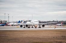 London populäraste destinationen på Arlanda