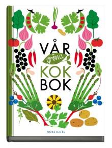 Vår gröna kokbok vinnare i Årets svenska måltidslitteratur