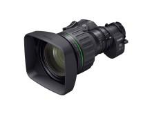 """Canon lanserer CJ20ex7.8B – et 2/3"""" portabelt zoomobjektiv for 4K kringkastingskameraer"""