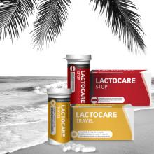 Ge din mage en lugn semester med Lactocare