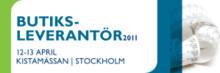 Qmatic lanserar nytt besöksräknarkoncept på Butiksleverantör 2011