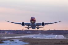 Norwegianin kaukolentolaivasto kasvaa kahdella uudella Dreamlinerilla