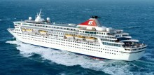 Join 'Best Affordable Cruise Line' Fred. Olsen Cruise Lines at the Telegraph Cruise Show 2014, ExCeL, London – 10th / 11th/ 12th January 2014, Stand 320