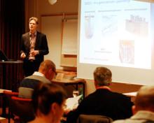 Intresset för kostnadseffektiv uppvärmning lockade brf:er i Uppsala till SEEC:s informationsträff 8 mars