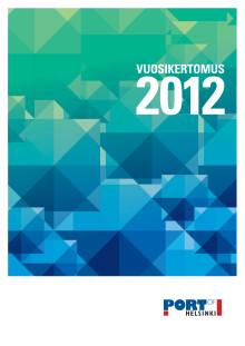 Helsingin Sataman vuosikertomus 2012