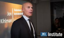 Var tredje svensk jurist utbildar sig hos BG Institute