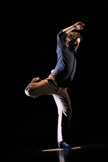 Från Riverdance till samtida dans - Colin Dunne dansar sin egen historia
