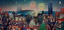 Fira nyår med hela Malmö